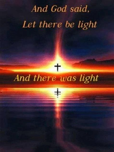 god said let there be light 747 best images about 01 genesis on pinterest old