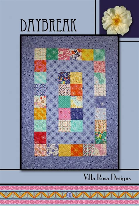 daybreak pattern one quilt place