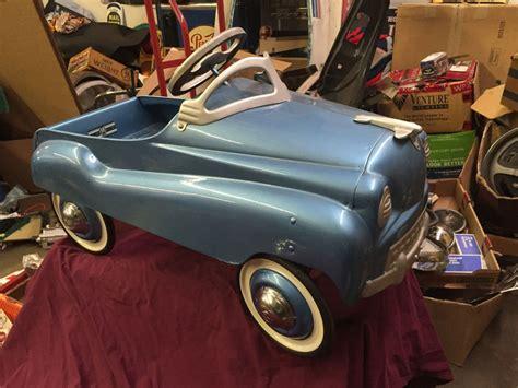 vintage cars 1950s 1950 s murray pedal car dip side vintage ebay