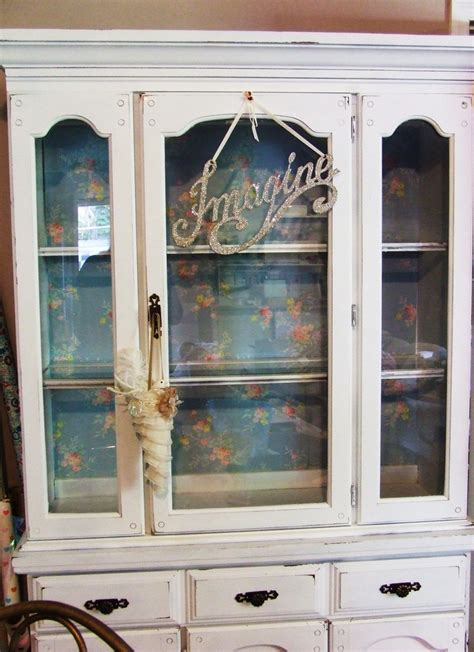 Painted China Cabinet by Painted China Cabinet Picture Image By Tag