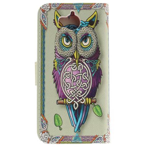 Miniso Owl Series Wallet huawei y6 2017 y5 2017 series wallet owl