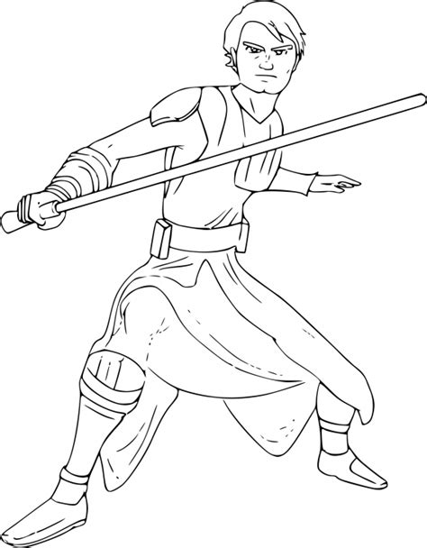 coloring pages anakin skywalker coloriage anakin skywalker 224 imprimer sur coloriages info