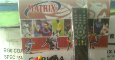 Remot Remote Receiver Parabola Matrix Garuda Matrix Bakwan matrix garuda arin parabola