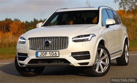 driven volvo xc  twin engine phev  sweden