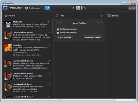 tweet deck for windows tweetdeck windows