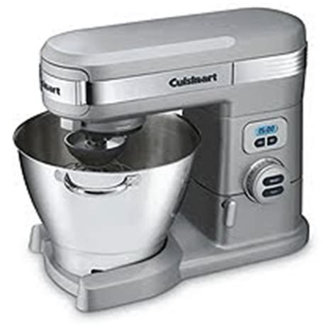 Cake Walk: Stand Mixers: Kitchenaid vs. Cuisinart