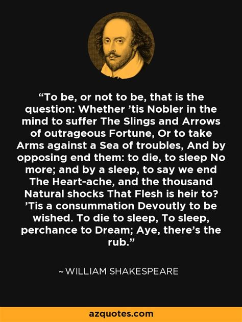 william shakespeare quote          question