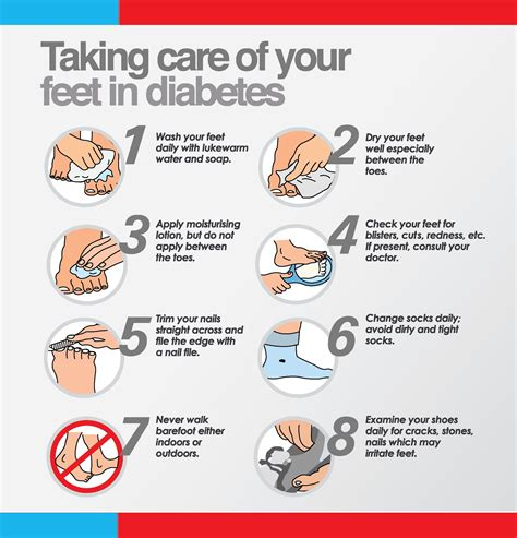 7 Tips On Taking Care Of Your by Taking Care Of Your If Diabetic Follow This Simple