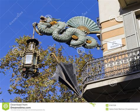 house of dragon dragon house of umbrellas royalty free stock image image 21567526