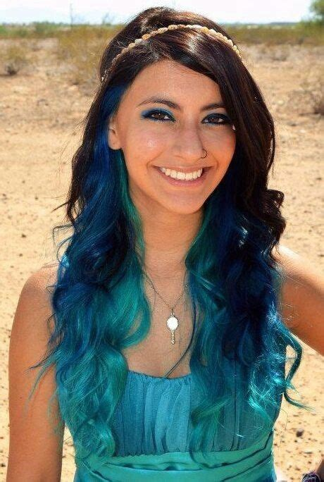 tips on the bottom of hair 204 best images about black and blue hair on pinterest