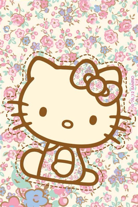 hello kitty wallpaper on tumblr 哈喽kitty图片 高清哈喽kitty手机壁纸 可爱 动漫图片 窝窝qq网