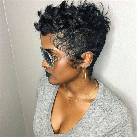 Hairstyles For Black Hair Pixie Cut by Pixie Cut For Black Hair Ideas Best Pixie Cut Black Hair