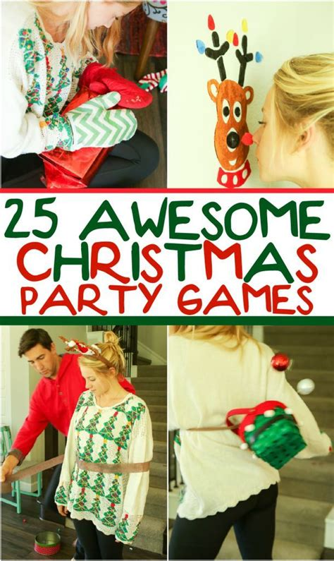 christmas themes for groups 25 funny christmas party games that are great for adults
