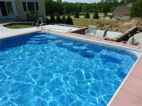 swimming pools vinyl liner swimming pool award of excellence