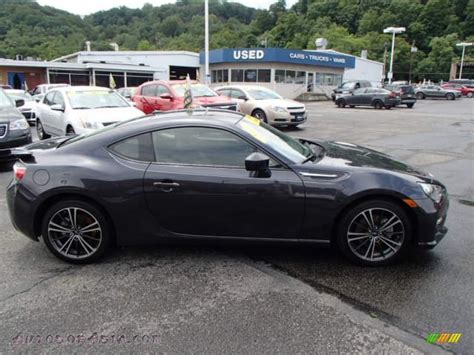brz subaru grey 2013 subaru brz limited in dark grey metallic 601883
