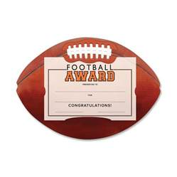 Football Award Certificate Template by Southworth Motivations Football Award Certificate Ld