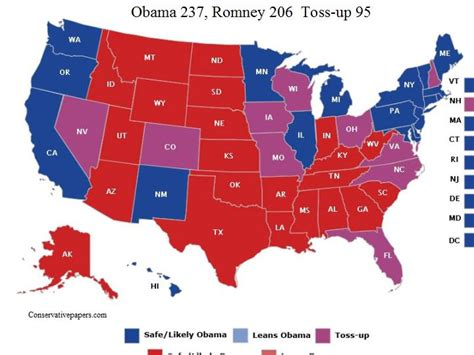 electoral college swing states election 2012 swing state presidential tracking poll