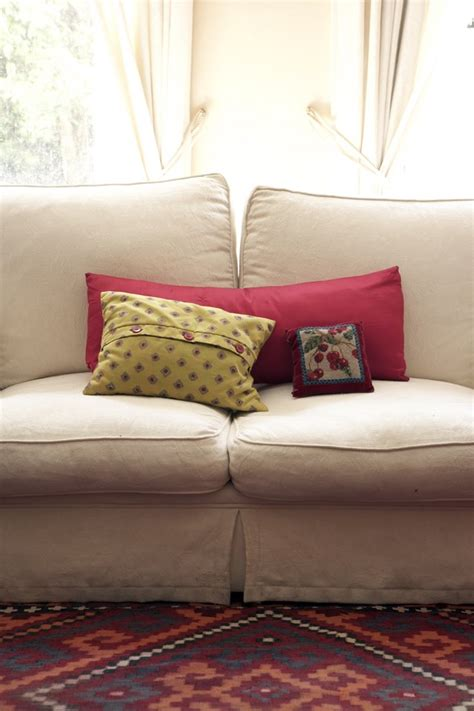 How To Reupholster A Sofa by How To Reupholster A Without A Removable Cushion