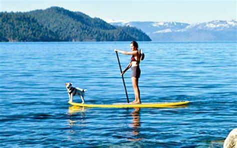 paddle boat rentals in south lake tahoe lake tahoe standup paddleboarding lake tahoe