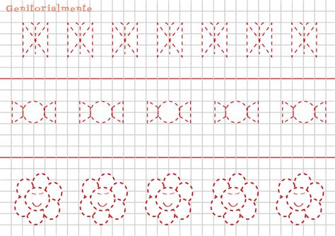 cornici geometriche pregrafismo e prescrittura schede da scaricare