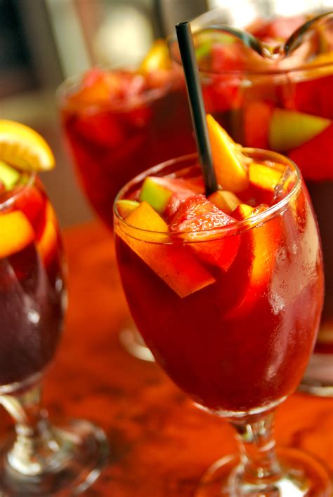 sangria sangria recipe dishmaps
