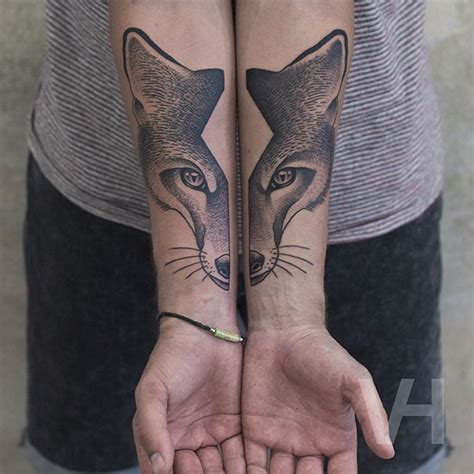 symmetrical tattoos symmetrical tattoos by valentin hirsch find