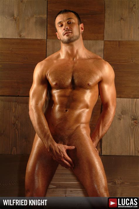 Wilfried Knight Gay Porn Models Lucas Entertainment Official Website