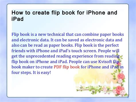 How To Make A Paper Slide Phone - how to create flip book for iphone and