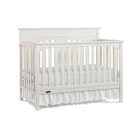White Graco Convertible Crib Consumer Reports Top Graco Signature Convertible Crib Classic White Graco