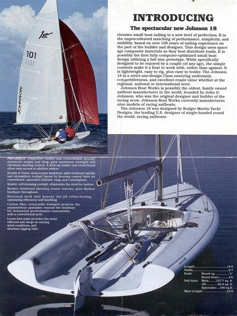 melges x boat price johnson 18 wikipedia