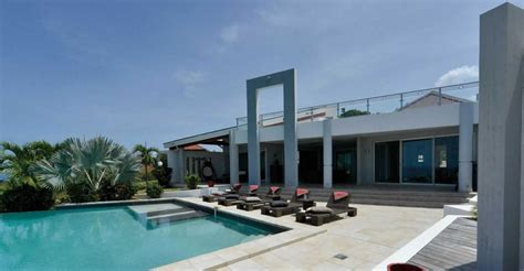 5 bedrooms homes for sale 5 bedroom home for sale happy bay st martin 7th heaven