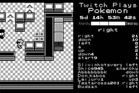 2014 A Twitch Odyssey Twitch Plays Pokemon Know Your Meme - twitch plays pokemon tactical gaming news