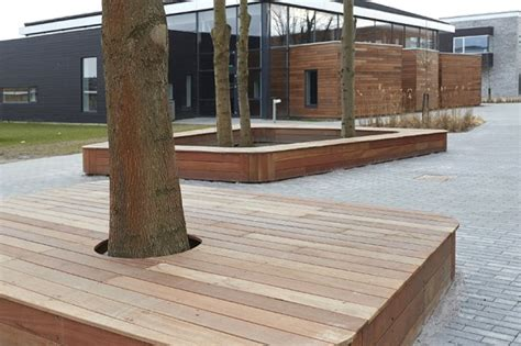 terrasse jatoba jatoba terrasse og bekl 230 dning til ballerup gymnasium