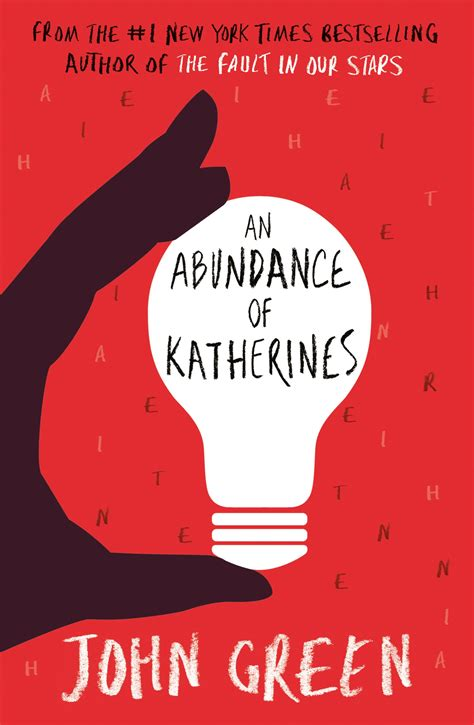 Review An Abundance Of Katherines John Green The