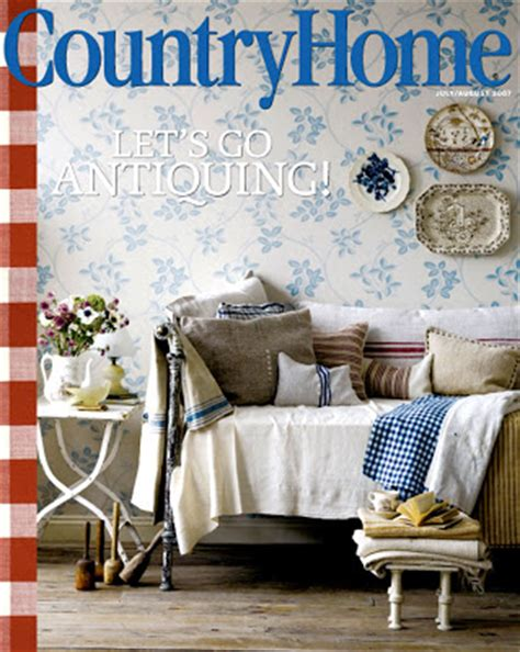 country home decor magazine vintage goodness 1 0 country home magazine to cease