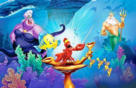 Comic Book Wall Murals little mermaid disney fantasy animation cartoon adventure