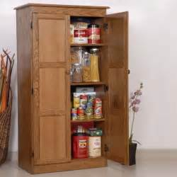 Kitchen Pantry Storage Cabinets by Multi Purpose Storage Cabinet Pantry Oak Contemporary