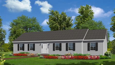 Oakwood Homes Floor Plans brook park ranch style modular homes