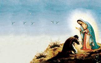 imagenes de la virgen maria con juan diego la virgen mar 237 a le habla a juan diego