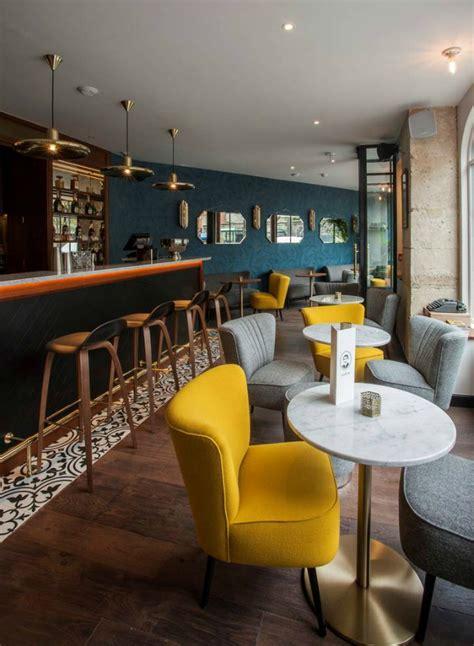 trendiest color scheme ideas  restaurant interiors