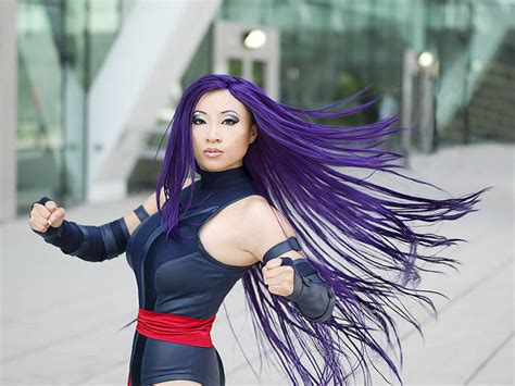 Fs Marvel Flip Cover 2 Coklat psylocke hairflip by yayacosplay on deviantart