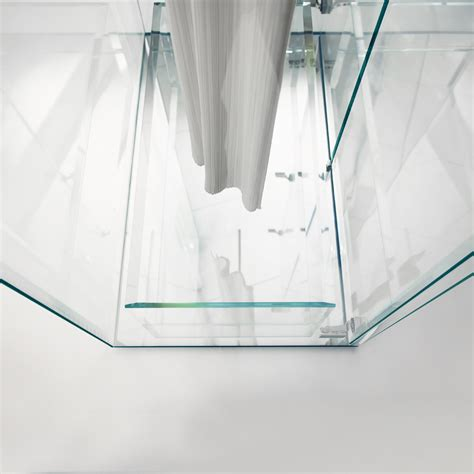 Prism Glass by Prism Glass Wardrobe Tokujin Yoshioka Glas Italia