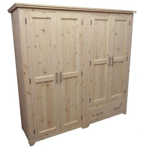 Wardrobe Made To Measure by Finewood Studios Furniture Ltd Made To Measure