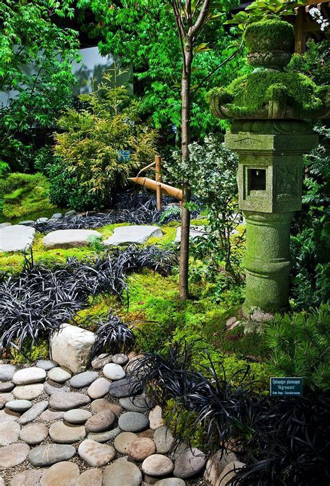 creating a home japanese zen gardens