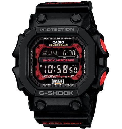 G Shock Gx 56 V2 Black White gx 56 3221 g shock wiki casio information