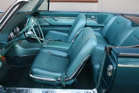 1963 Thunderbird Interior by 1963 Ford Thunderbird Convertible 162459