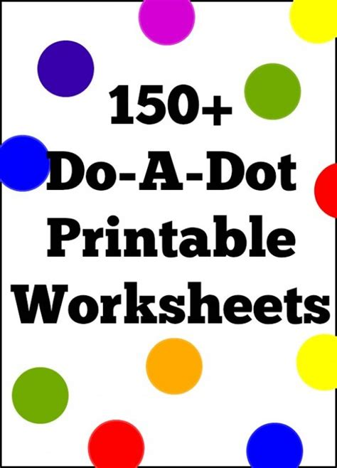dot pattern homework 150 do a dot printable worksheet coloring pages for preschool