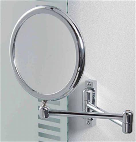 specchi ingranditori illuminati specchio ingranditore 10x e 20x da parete per bagno