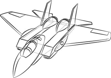 Draw A Plan how to draw a jet howstuffworks