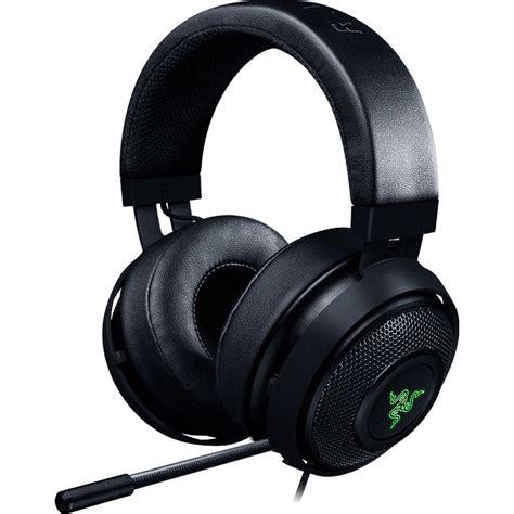 razer kraken 7 1 v2 gaming headset razer kraken 7 1 v2 headset black rz04 02060100 r3u1 b h